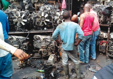The Unexplored Territory Of Nigeria S Used Spare Parts Market
