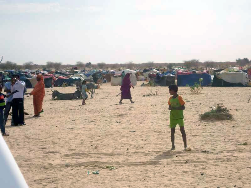 UN working with Mali's neighbours to relocate refugees from border areas
