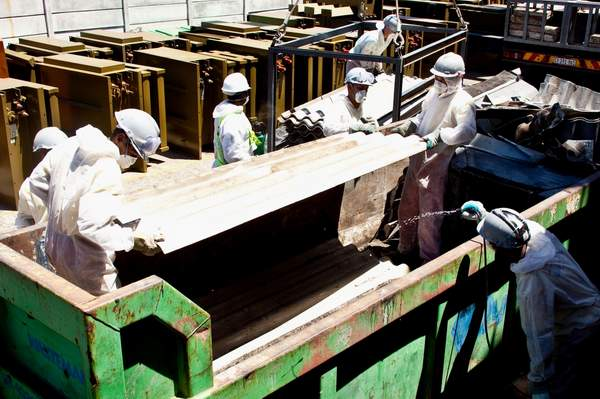 Asbestos Compliance Critical In Building Industry Says