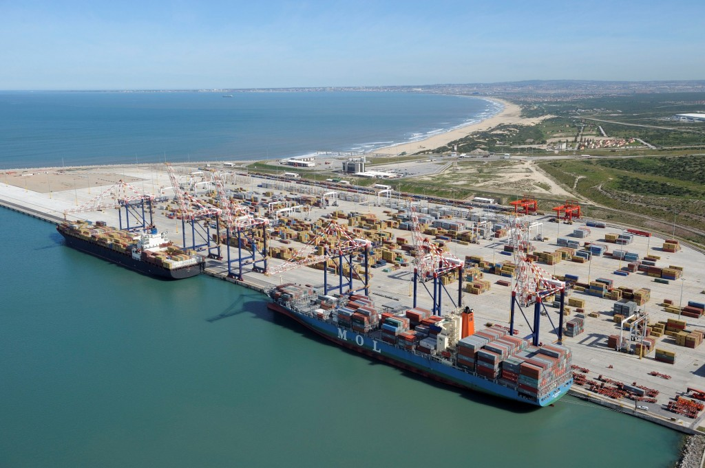 Ngqura Container Terminal
