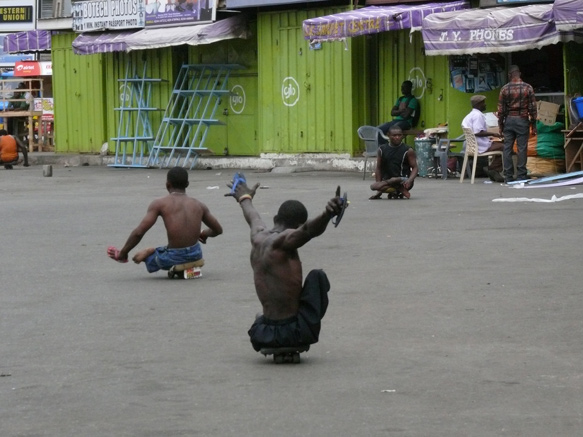 Skate soccer documentary becomes most successful Kickstarter movie by an African production company