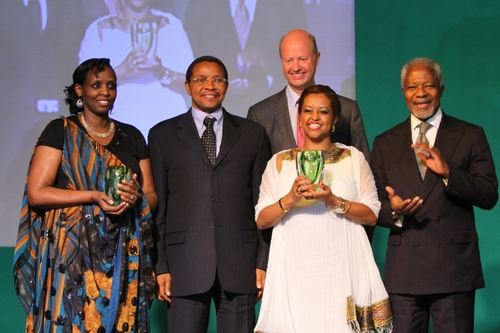 African Green Revolution Forum Honours Leaders in the Development of Africa's Agricultural Economy
