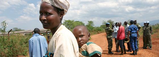 Burundi: Country Results Profile