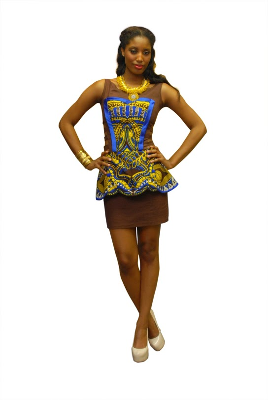 African Fashion Dresses Short