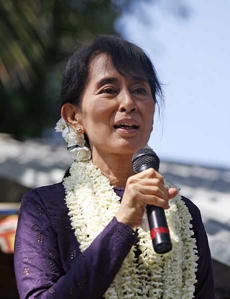 aung san suu kyi to attend the 2nd myanmar oil and gas summit. Black Bedroom Furniture Sets. Home Design Ideas