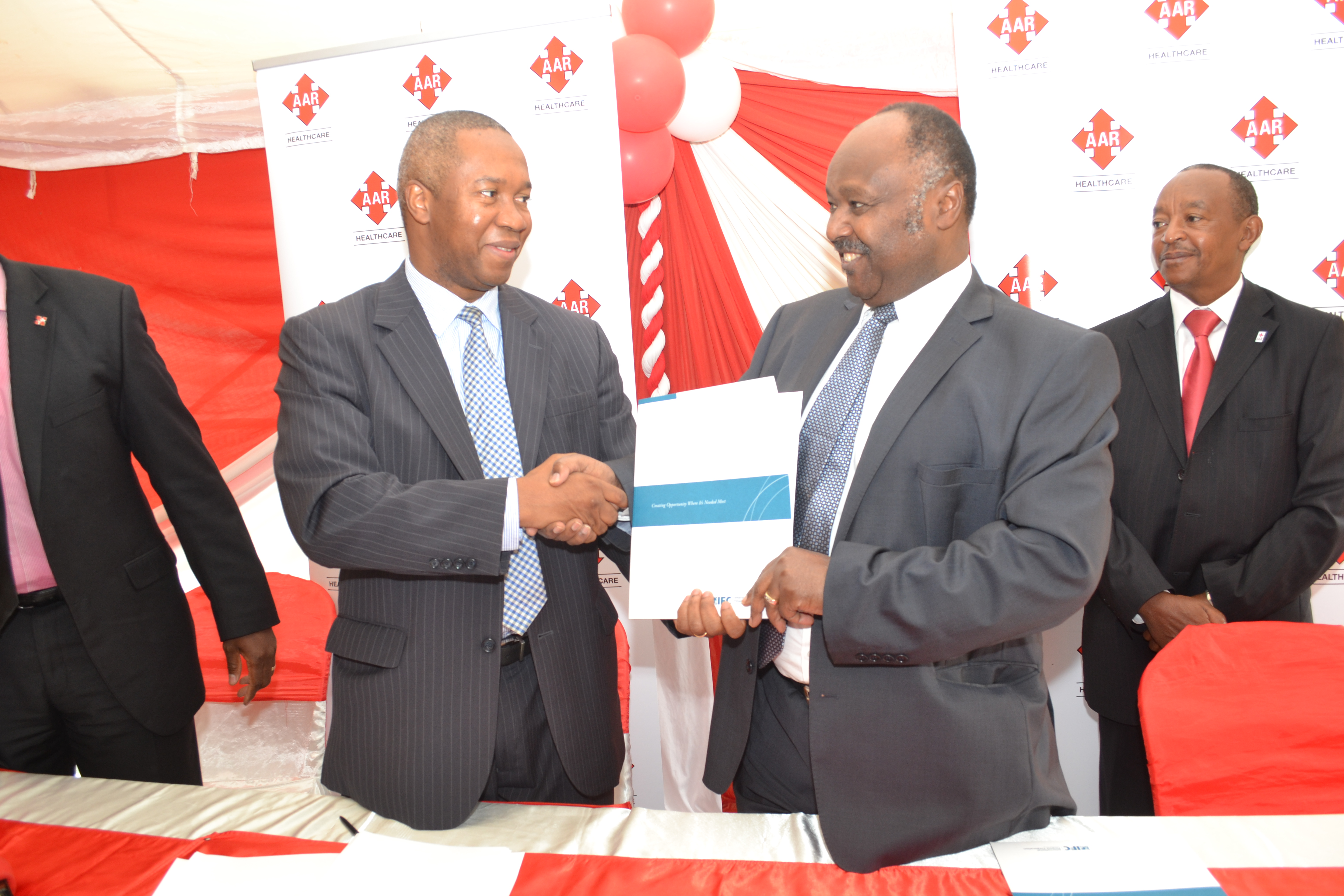 IFC Invests in AAR to Improve Health Services in East Africa