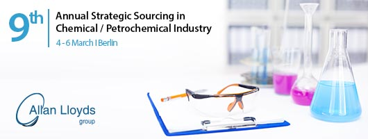 9th Annual Strategic Sourcing in Chemical/Petrochemical Industry