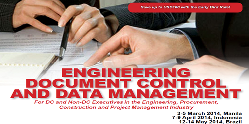 Engineering Document Control and Data Management