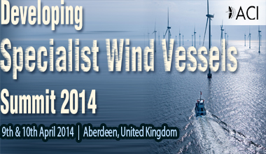 Developing Specialist Offshore Wind Vessels Summit 2014