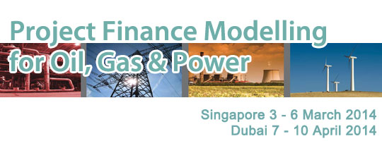 Project Finance Modelling for Oil, Gas & Power
