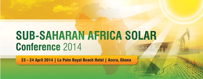 Sub-Saharan Africa Solar Conference in April to help meet Africa's renewable energy targets