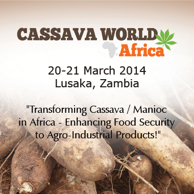 Cassava World Africa 2014