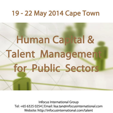 Human Capital & Talent Management for Public Sectors