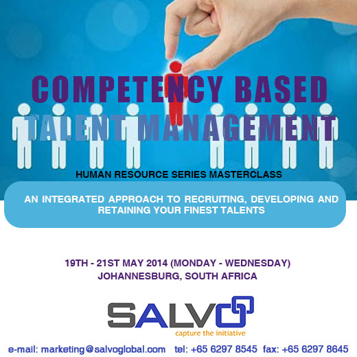 Competency Based Talent Management