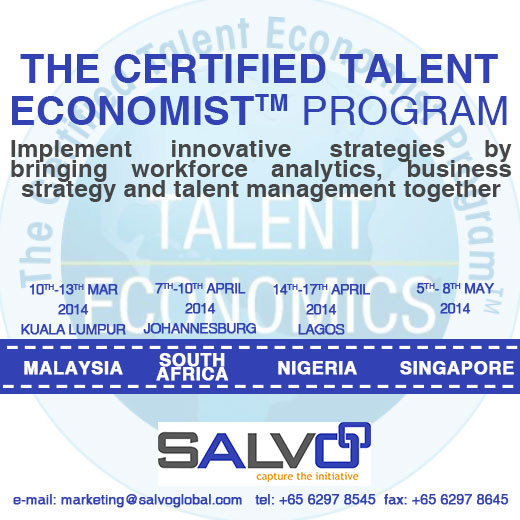 Certified Talent Economist
