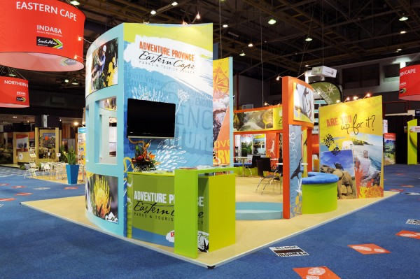 Trade Show Booth Visitors : African business environment