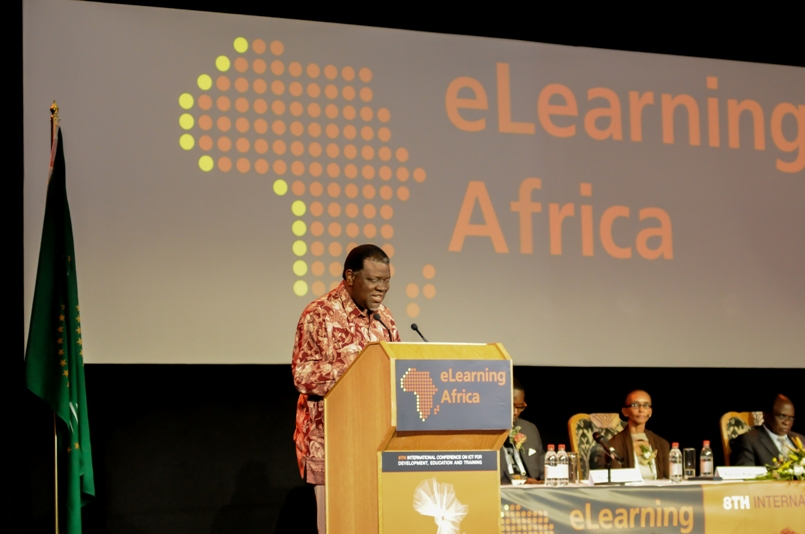 Building a prosperous future at eLearning Africa 2014