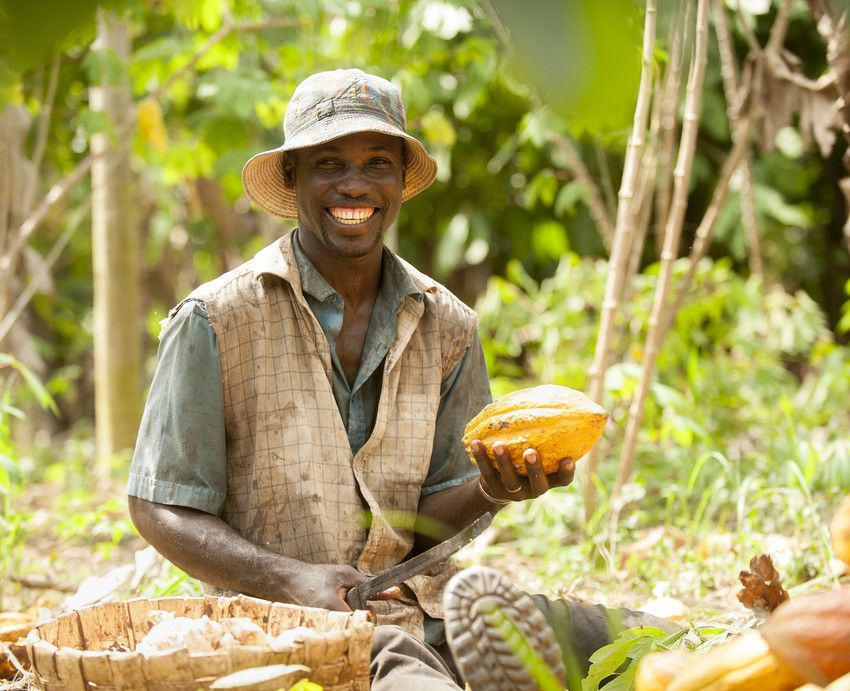 Cocoa Farmers welcome Ferrero Fairtrade commitment