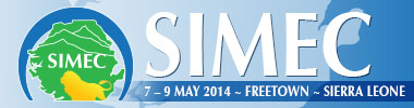 1st Sierra Leone International Mining & Petroleum Conference and Exhibition (SIMEC)