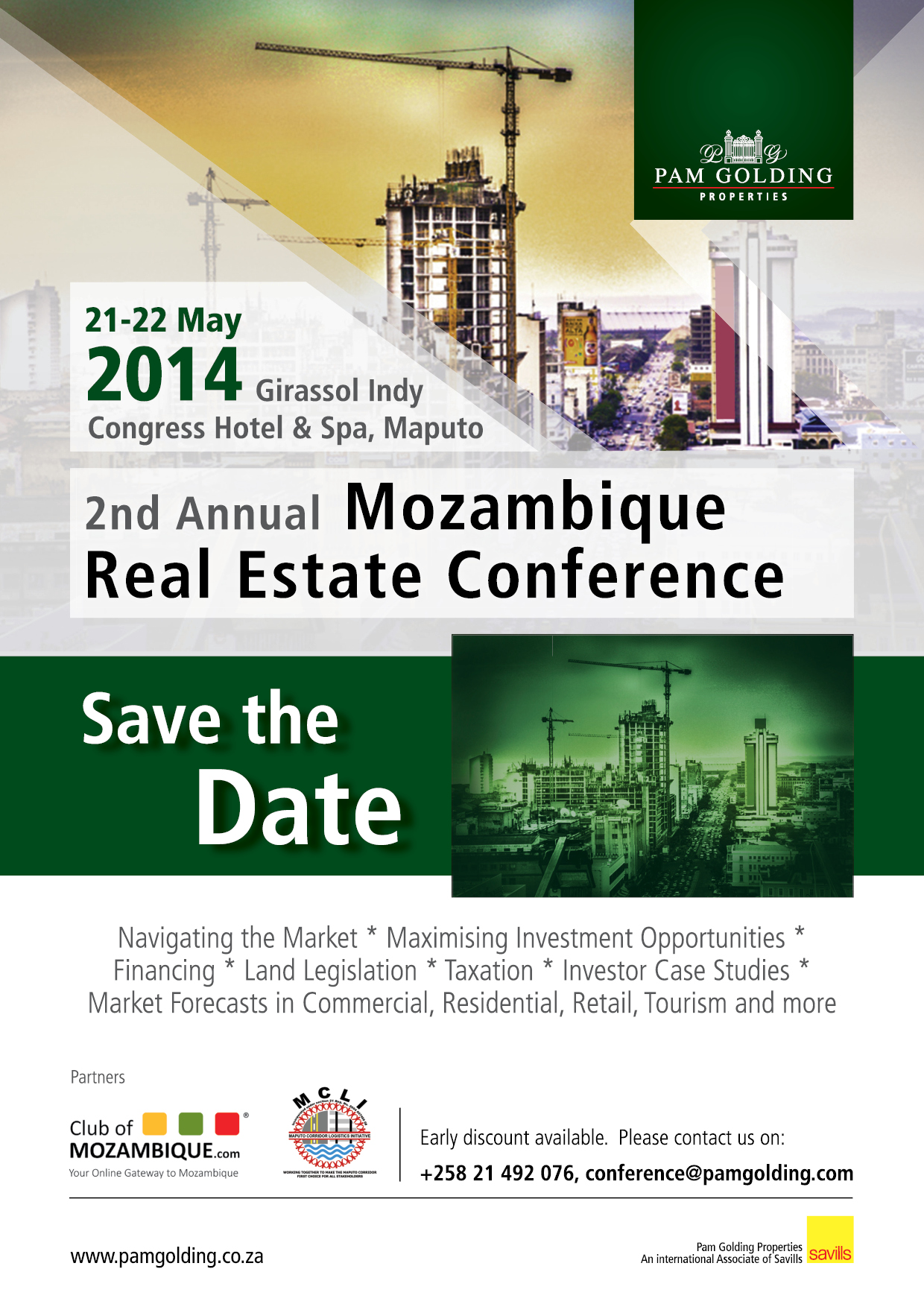 2nd Annual Mozambique Real Estate Conference