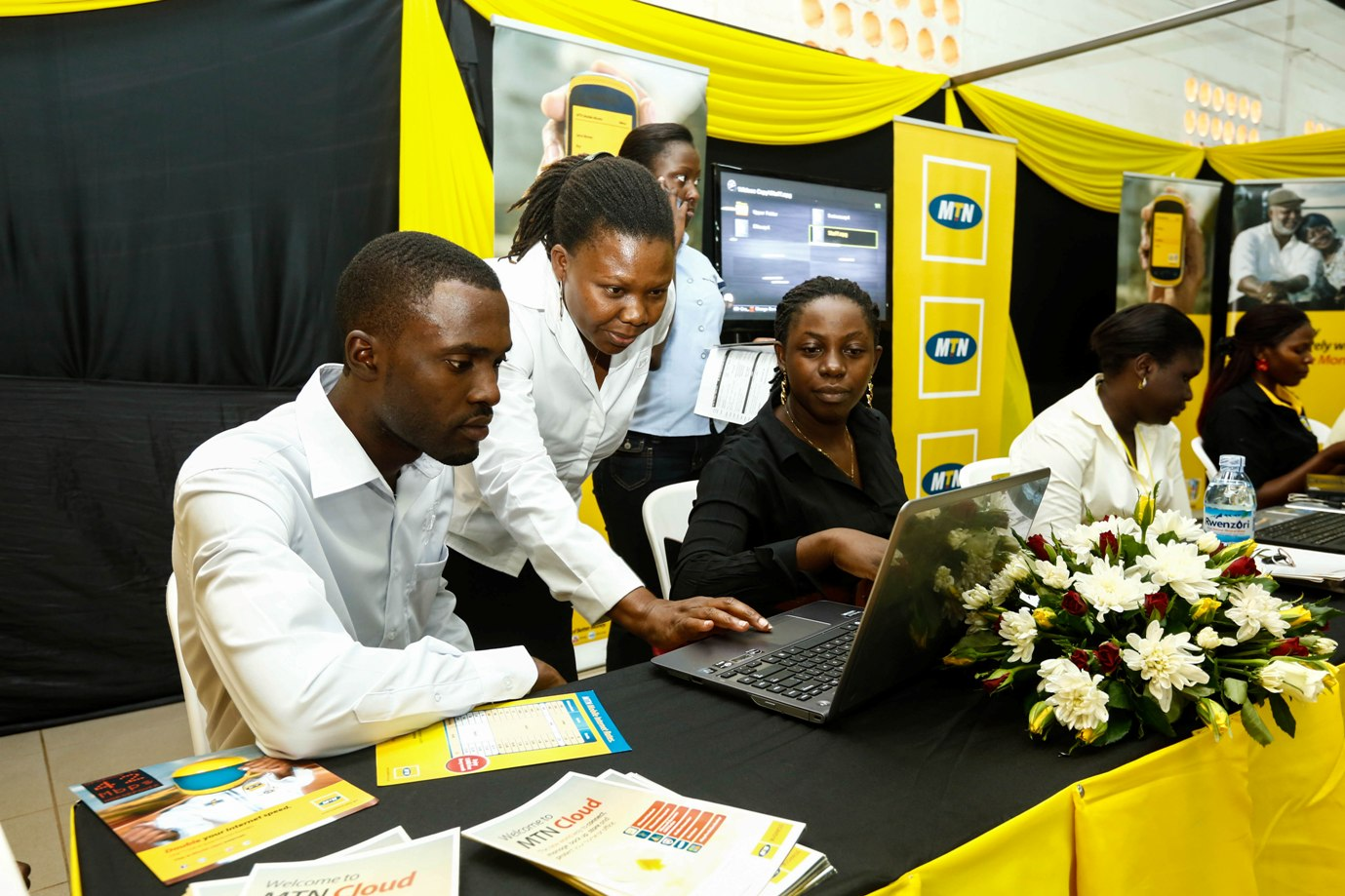 MTN Uganda facilitates an SME workshop for business growth in partnership with Private Sector Foundation