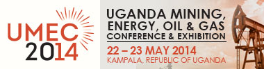 2nd Uganda Mining, Energy and Oil & Gas Conference and Exhibition
