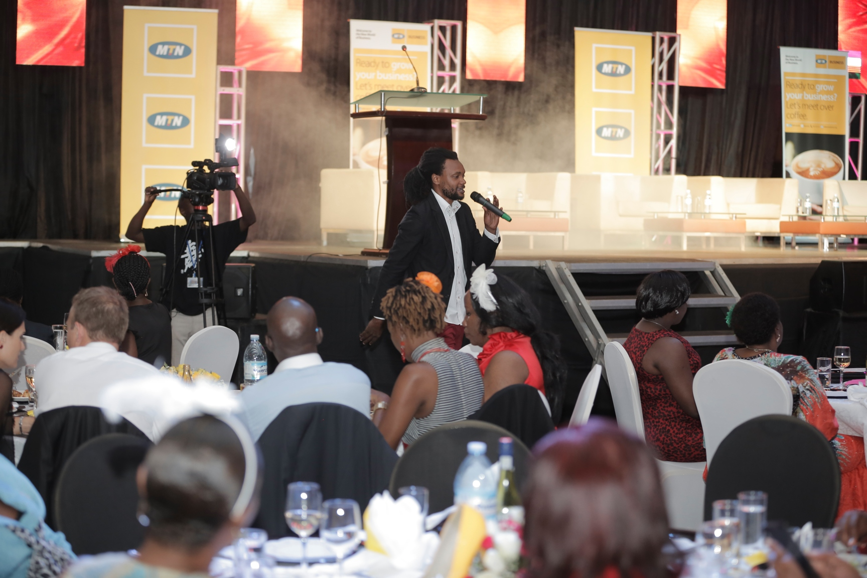 MTN Uganda hosts 2nd Annual Women in Business Panel discussion in celebration of Women