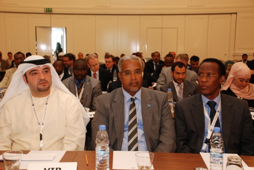 Somali Business Leaders call on Federal Government to establish legal framework to ensure Security of Investment