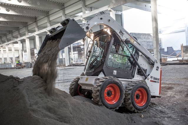 Bobcat Launches New S450 Skid-steer Loader