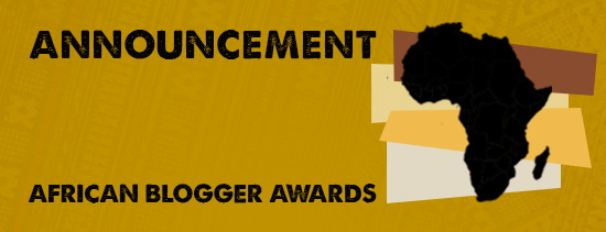 African Blogger Awards 2014