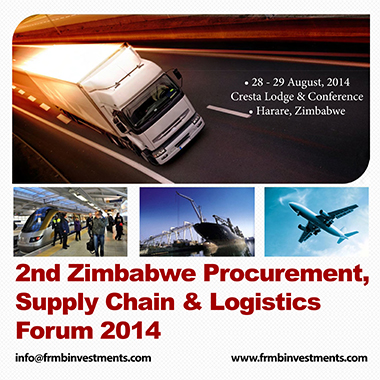The 2nd Annual Zimbabwe Procurement, Supply Chain & Logistics Forum