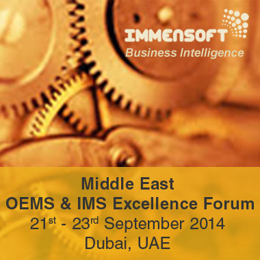 Middle East OEMS & IMS Excellence Forum