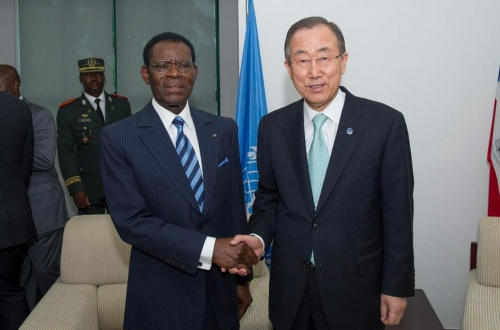 President Obiang Asks for Greater Investment in Agricultural Sector