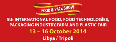 TRIPOLI FOOD PACK 2014