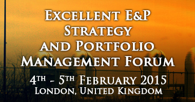 Excellent E&P Strategy and Portfolio Management Forum