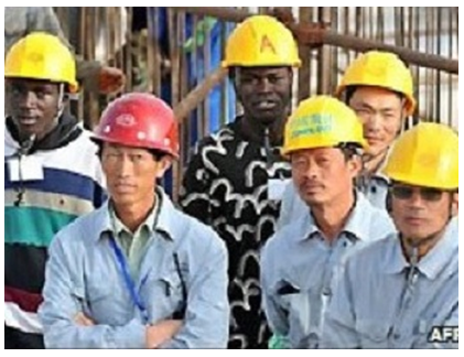 AFRICA IN THE HANDS OF CHINA
