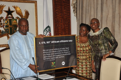 ONE applauds AU Malabo Declaration's re-commitment to agriculture transformation