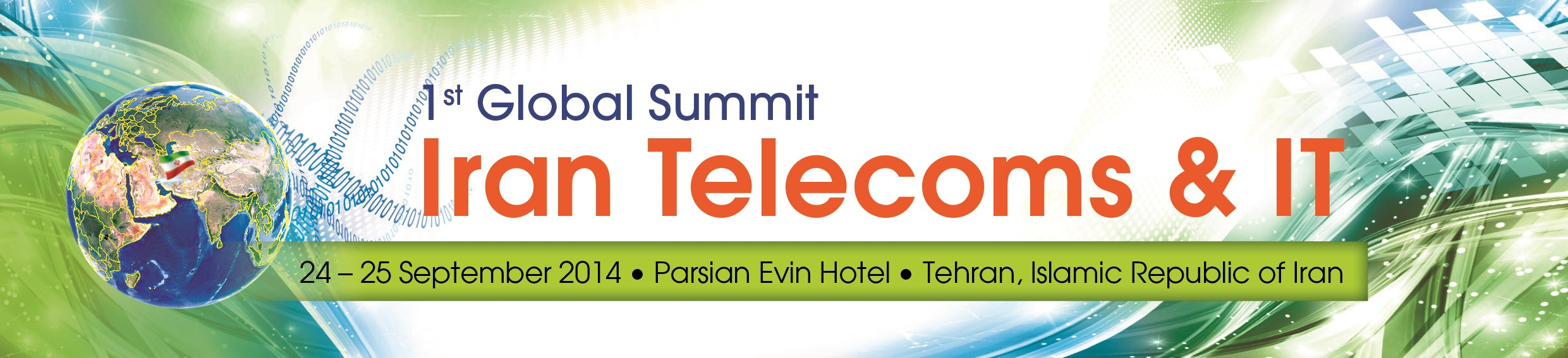 Iran Telecoms and IT Global Summit 2014