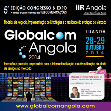 5th Congress & Expo Globalcom Angola 2014