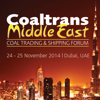 Coaltrans Middle East, Coal Trading and Shipping Forum