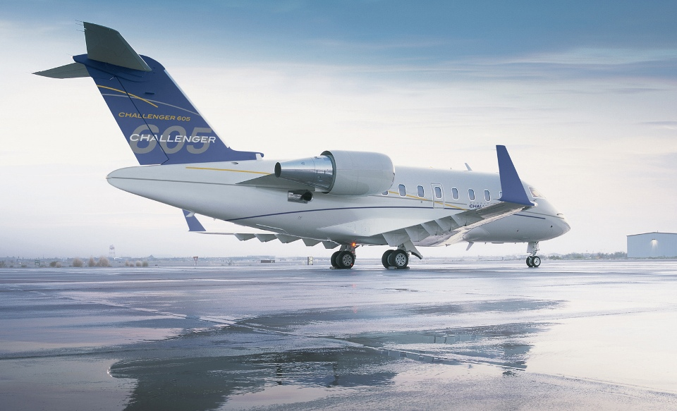 Empire Aviation Group acquires new Challenger 605 – first EAG managed business jet on charter in Africa