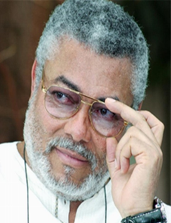 John Jerry Rawlings: His Role in Ghanaian Politics as Head of State
