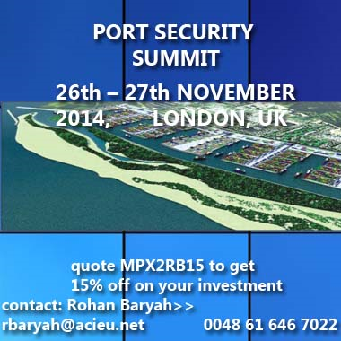 Using Technologies and Human Expertise to Increase Port Security