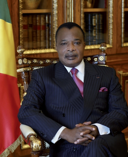 President of the Republic of Congo to speak about regional security issues in Africa