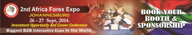 Africa Forex Expo: Do you want to expand you business to Africa Markets?