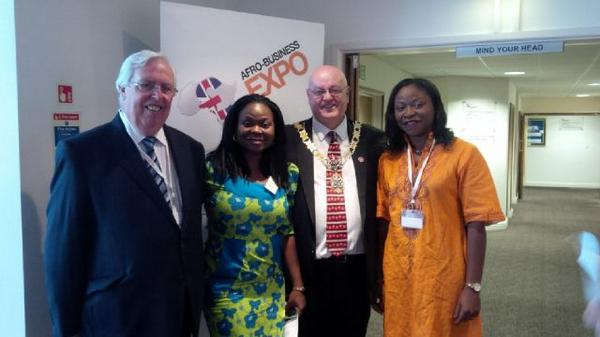 FIRST EVER AFRO BUSINESS EXPO 2014 TRIUMPHS