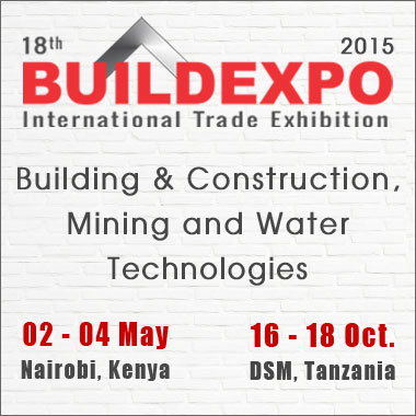 KENYA – 18th BUILDEXPO 2015