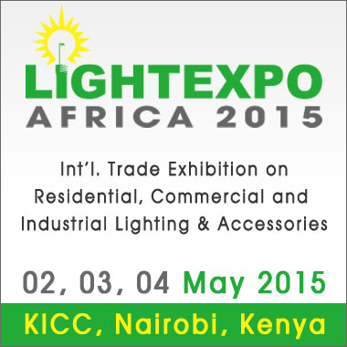 KENYA- LIGHTEXPO Africa 2015