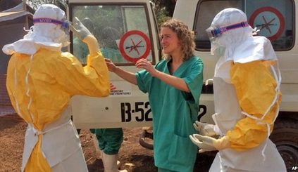 EBOLA EPIDEMIC AFFECTS AFRICA'S TOURISM INDUSTRY