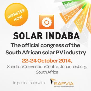 Solar Indaba, South Africa